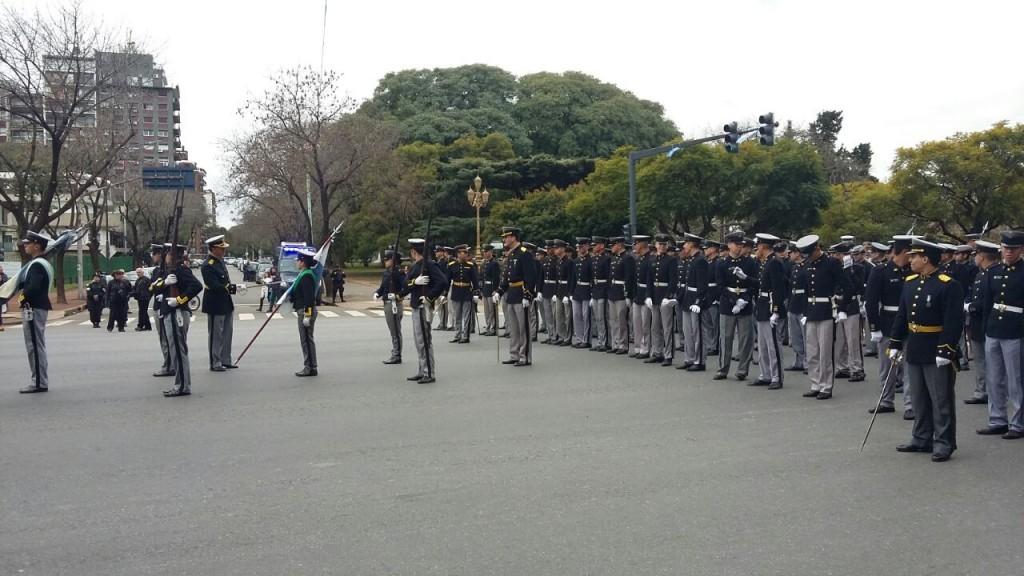Desfile Militar por el Bicentenario de la Independencia Nacional