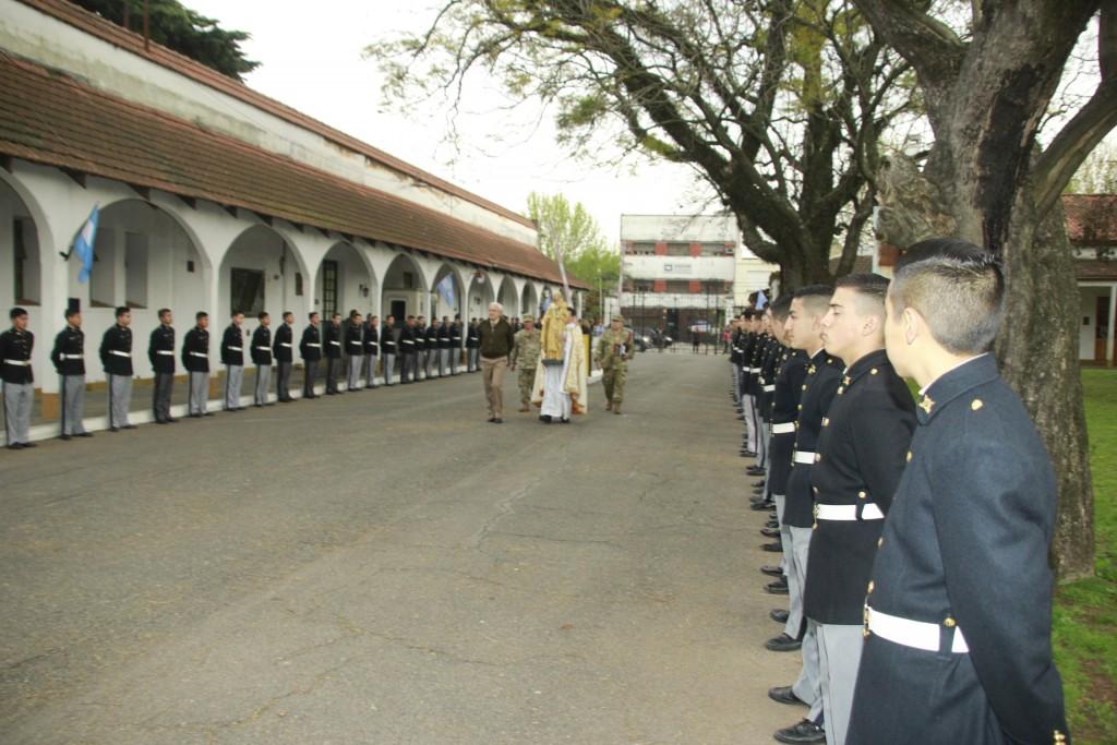 """Año Jubilar en el Liceo Militar """"General San Martín"""""""