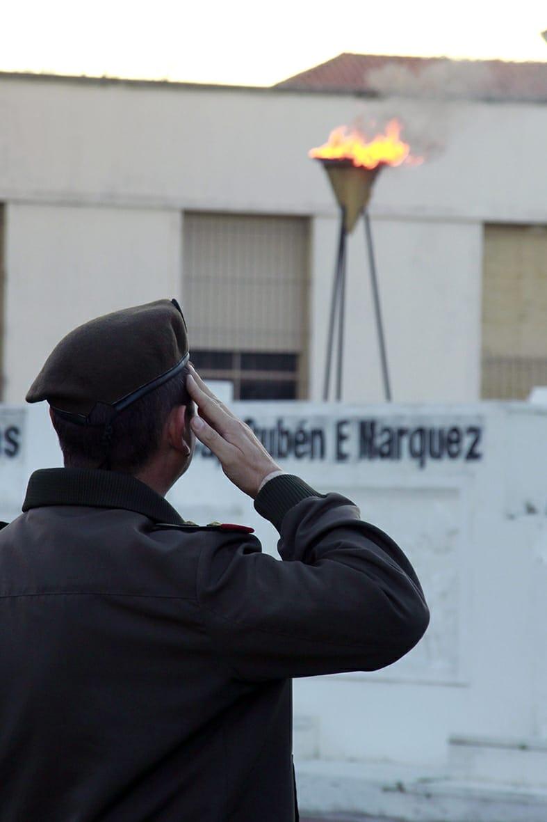 APERTURA DE LOS JUEGOS DEPORTIVOS Y CULTURALES INTERLICEOS 2018